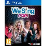 We Sing Pop PS4 *käytetty*