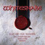 Whitesnake: Slip of the Tongue CD
