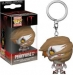 Pocket POP!: It: Pennywise (With Wig) Avaimenperä