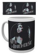Amy Winehouse Retro Badge muki