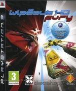 WipEout HD Fury PS3 *käytetty*
