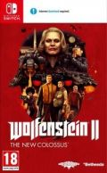 Wolfenstein 2 - The New Colossus Nintendo Switch *käytetty*