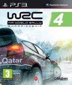 WRC: FIA World Rally Championship 4 PS3 *käytetty*