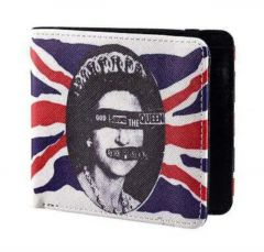 Sex Pistols God Save the Queen Lompakko