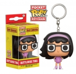 Pocket POP!: Bobs Burgers - Buttloose Tina Avaimenperä