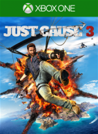 Just Cause 3  Xbox One *käytetty*