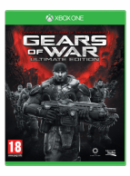 Gears of War Ultimate Edition Xbox One *käytetty*