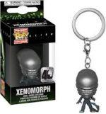 Pocket POP!: Alien 40th - Xenomorph Avaimenperä