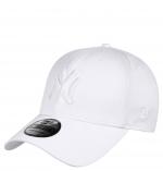New Era - NY Yankees League Essential 39thirty Valkoinen Medium-Large